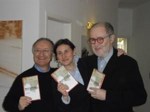 Nuccio, David e Sibylle in Casa Editrice Metroverlag